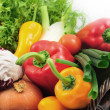 Vegetables in the basket — Stock Photo #1647672