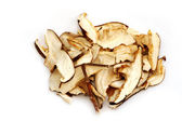 Dried mushroom/shiitake — Stock Photo