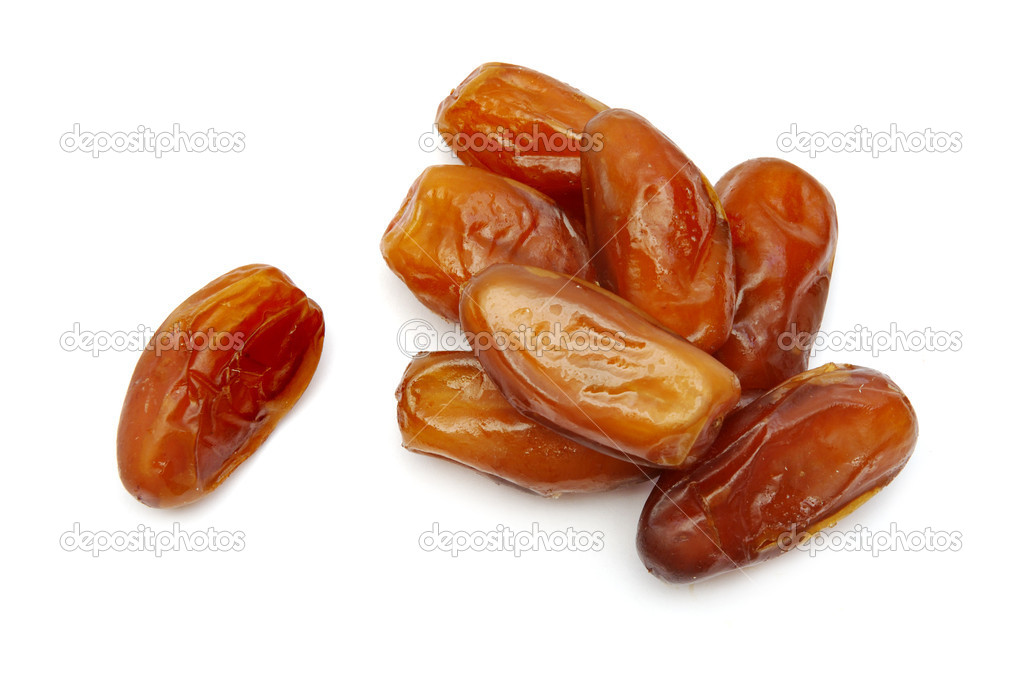 Dried dates — Stock Photo #1647410