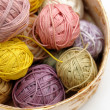 Royalty-Free Stock Photo: Colorful yarn
