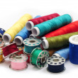 Royalty-Free Stock Photo: Colorful thread