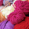 colorful yarn — Stock Photo #1664649