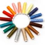 Colorful thread — Stock Photo