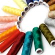 Colorful thread — Stock Photo