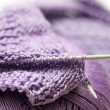Knitting — Stock Photo #1665321