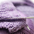 Stockfoto: Knitting