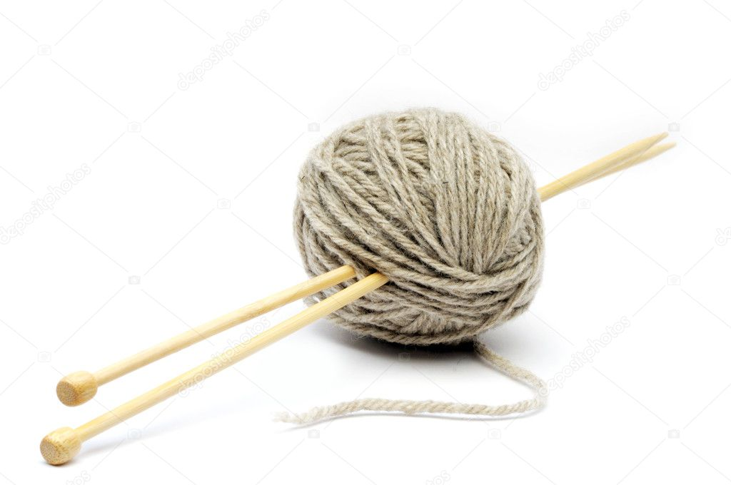 Wool yarn — Stock Photo #1665866