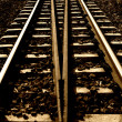 Railroad - Foto Stock