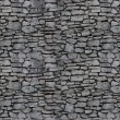 Stock Photo: Seamless background: stone wall
