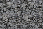 Seamless background: stone wall — Stock Photo