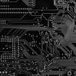 Royalty-Free Stock Photo: Computer Circuit Board