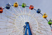 Roda-gigante — Fotografia Stock