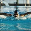 swimmer — Stock Photo #1671978