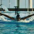 Swimmer — Stock Photo #1672026