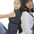 Teenage girls — Stock Photo #1672401
