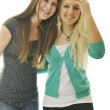 Royalty-Free Stock Photo: Teenage girls