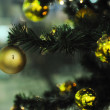 Stock Photo: Xmas tree decoration