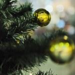 Xmas tree decoration — Stock Photo #1673356