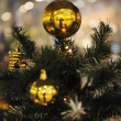 Xmas tree decoration — Stock Photo