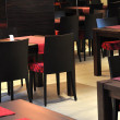 Caffee restaurant — Foto Stock