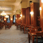 Caffee restaurant — Stock Photo #1673904