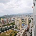 Sarajevo cityscape — Stock Photo