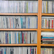 Music collection — Stock Photo