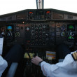 airplane cockpit — Stock Photo #1674639