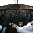 airplane cockpit — Stock Photo #1674649
