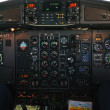 airplane cockpit — Stock Photo #1674674