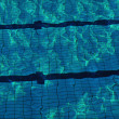 Swimming pool ackground — Stock Photo