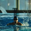 swimmer — Stock Photo #1675619