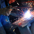 Stock Photo: Weld