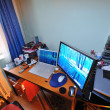 Foto de Stock  : Home office