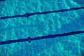 Swimming pool ackground — Stock Photo
