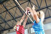 Voleibol — Foto de Stock