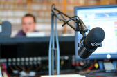 Radio staiton — Stock Photo