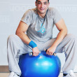 Stock Photo: Mfitness one