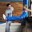 Fitness personal trainer - Photo