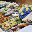 Buffet - Stok fotoraf