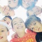 Child group — Stock Photo