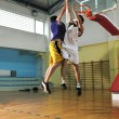 Basketball competition ;) — Foto Stock #1687769