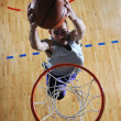 Basketball competition ;) — Stock Photo #1687984