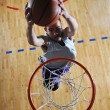 Basketball competition ;) — Stockfoto #1687984