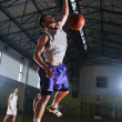 Basketball competition ;) — Stock Photo