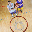 Basketball competition ;) — Stock Photo #1688238
