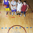Stock Photo: Basketball competition ;)