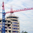 Lifting crane — Stock Photo #1649749