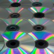 Stock Photo: Compact disks