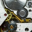Clock mechanism — Stock Photo